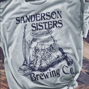 "👻""Sanderson Sisters Brewing Co"" T-Shirt"